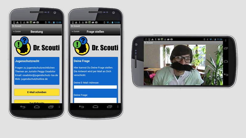 Android App Dr. Scouti