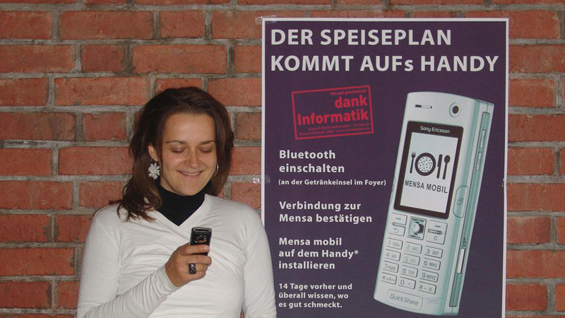 Bluetooth Mobile Marketing